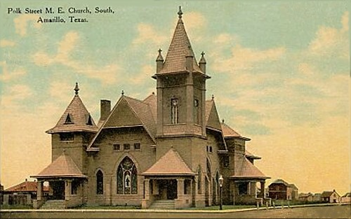 M E Church South - 1911