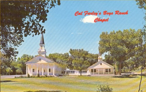 Cal Farleys Boys Ranch Chapel