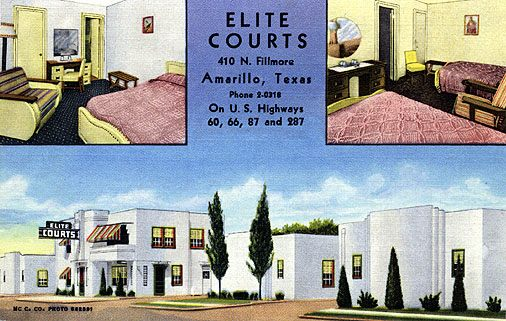 Elite Courts Motel