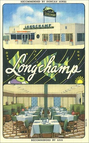 Long Champ Salon - 1940's
