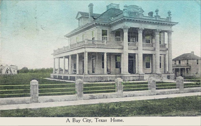 Bay City Home - 1915