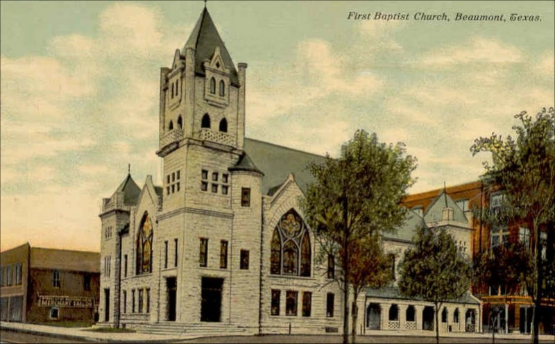 First Baptist Church - 1911