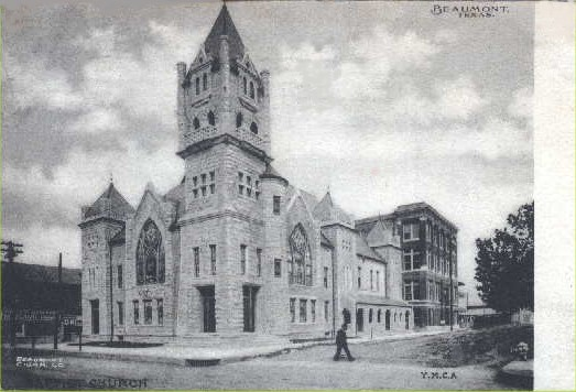 First Baptist Church - 1909