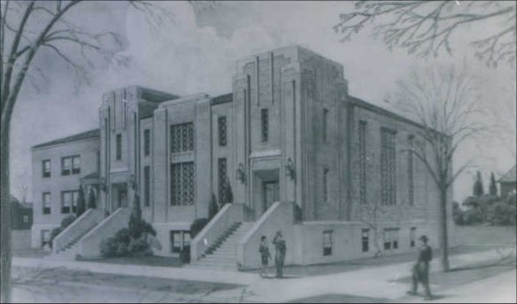 First Methodist Church - 1933