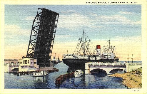 Bascule Bridge - 1938