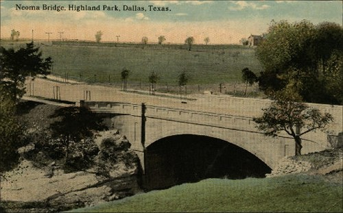 Neoma Bridge - 1914