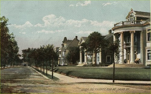 Ross Avenue Homes - 1910