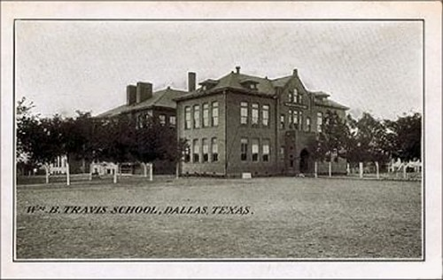 Wm B Travis School