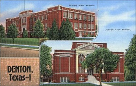 Schools - Jr & Sr High Multiview - 1947