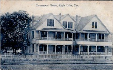 Drummers Home - 1907