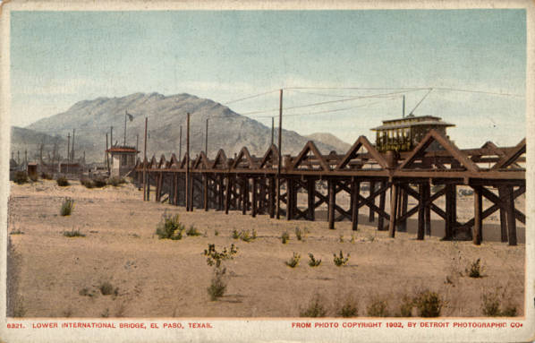 International Bridge - 1902