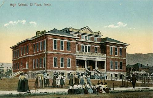 High School - Ca 1912