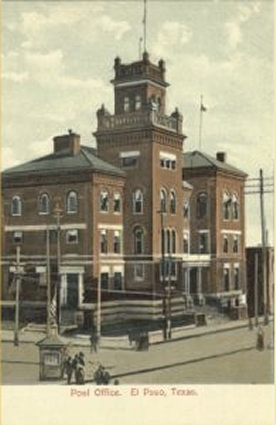 Post Office - Ca 1905