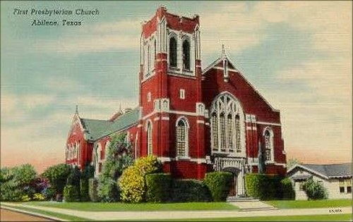 First Presbyterian Church - 1940's