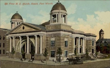 First Methodist Church - 1913