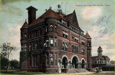 Federal Building - 1908