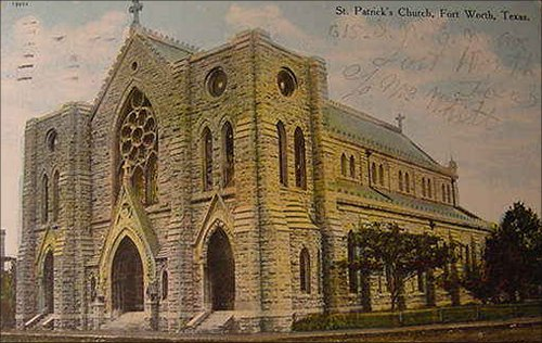 St Patricks Church - 1910