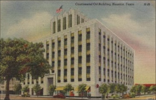 Continental Oil Building