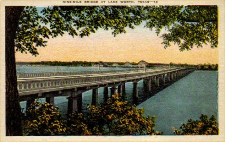 Lake Worth 9 Mile Bridge
