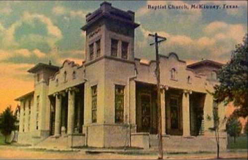 Baptist Church - 1911