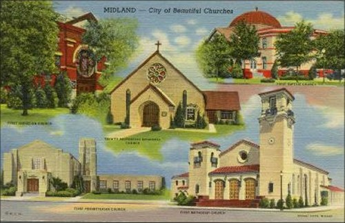 Churches Multiview