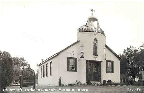 St Peters Catholic Church - 1940's