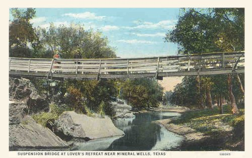 Suspension Bridge - 1935
