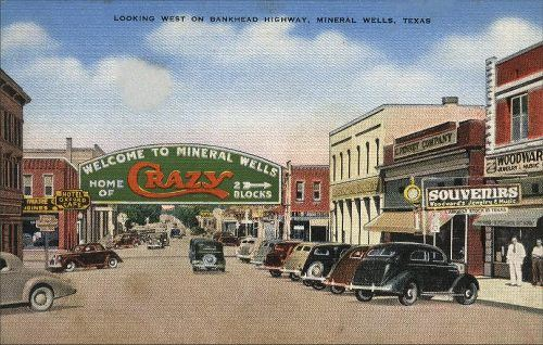 Bankhead Highway - 1940's
