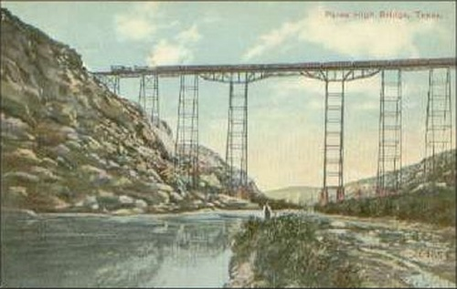 High Train Bridge