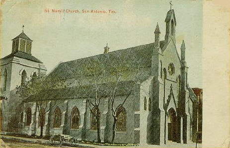 St Mary's Church - 1911