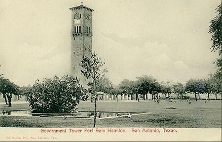Ft Sam Houston - Fort Tower