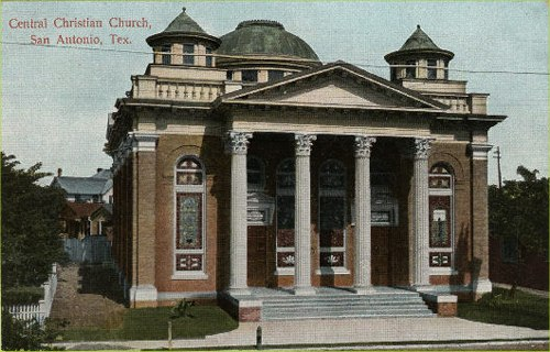 Central Christian Church - 1910