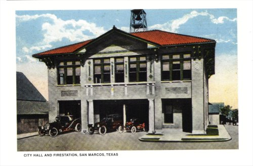 City Hall & Fire Station