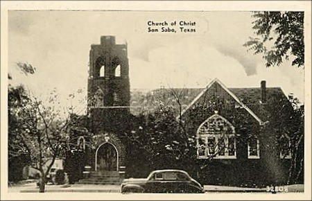 Church Of Christ - 1948
