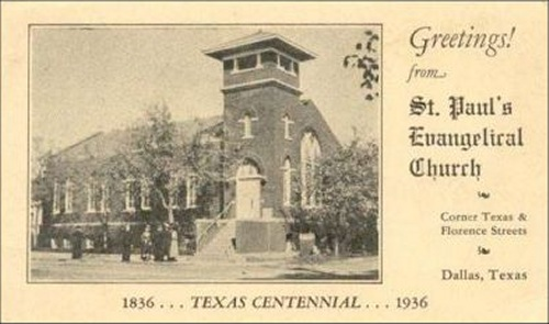 St Pauls Evangelical Church - 1936