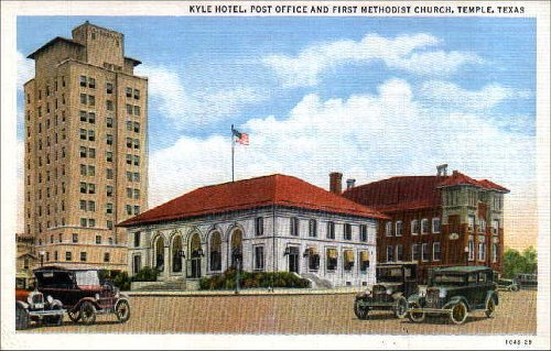 Kyle Hotel & Post Office - 1920