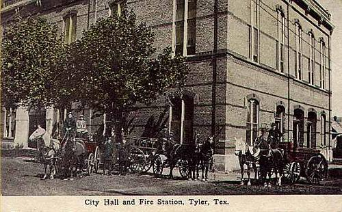 City Hall & Fire Station - 1912