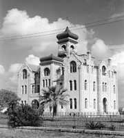 Aransas County Courthouse ca.1960