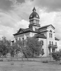Bandera County Courthouse 1939
