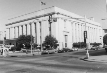 Front of U.S.Post Office & Courthouse