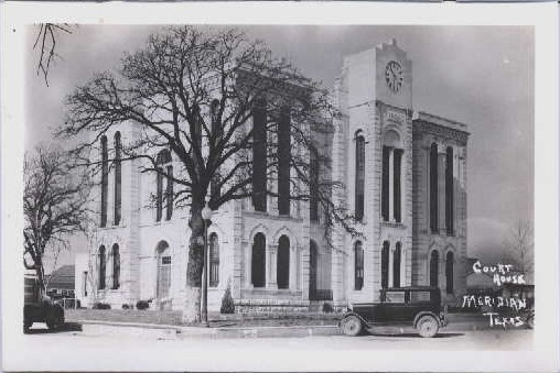 Bosque County Courthouse 1935
