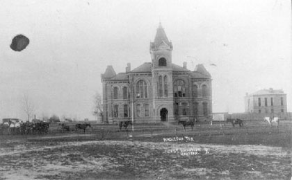 Brazoria County Courthouse 1897
