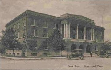 Brown County Courthouse 1917