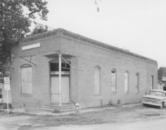 Cumby State Bank, Old