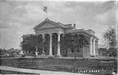 Calhoun County Courthouse 1911