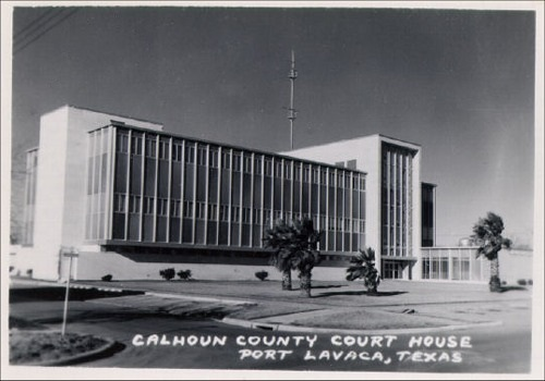 Calhoun County Courthouse 1959