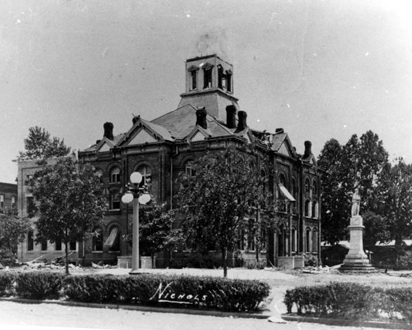 Cherokee County Courthouse 1889