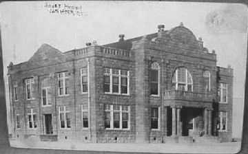 Culberson County Courthouse 1912