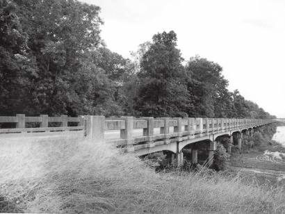 Angelina River Bridge