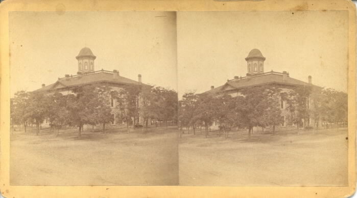 Dallas County Courthouse 1881
